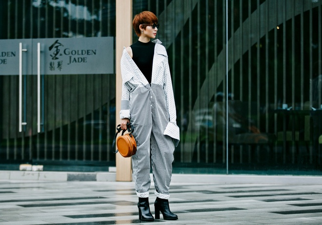 Kim Nha dien street style an tuong anh 7