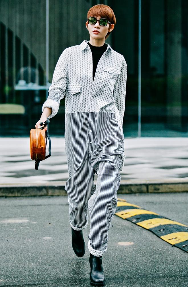 Kim Nha dien street style an tuong anh 8