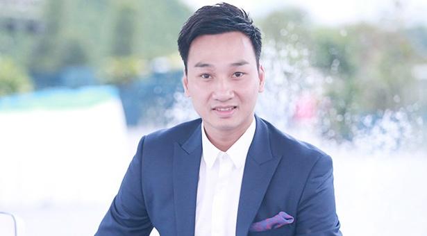 MC Thanh Trung bi giat tui xach o Sai Gon hinh anh