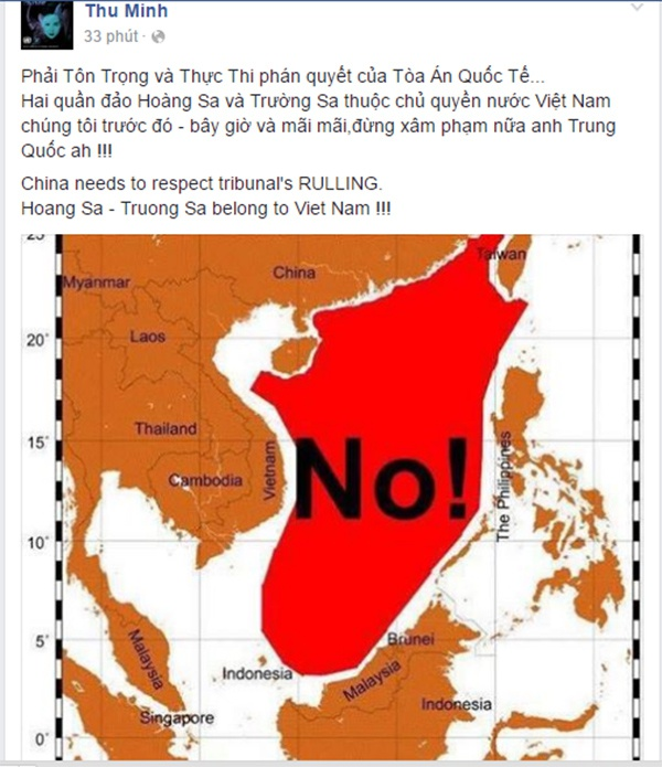 Sao Viet phan doi 'duong luoi bo' cua Trung Quoc anh 2