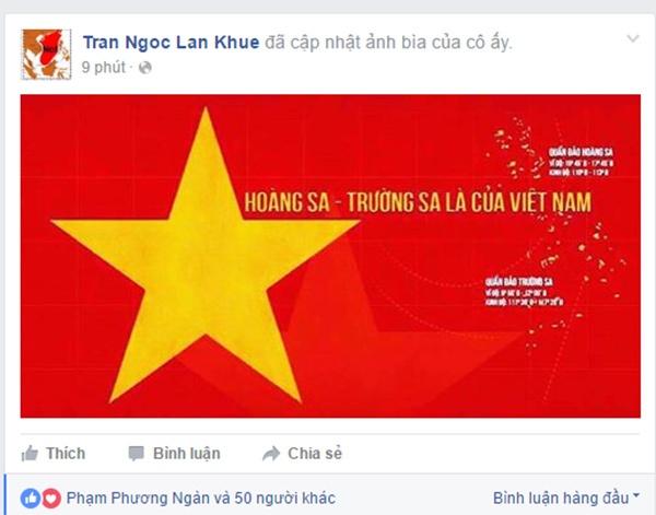 Sao Viet phan doi 'duong luoi bo' cua Trung Quoc hinh anh