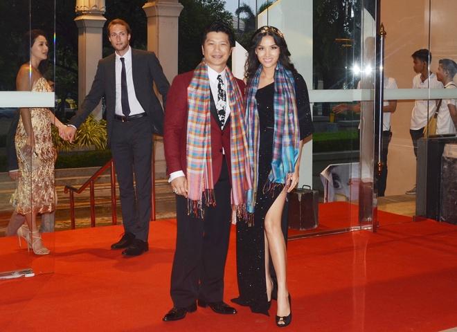 Dustin Nguyen - Bebe Pham du Festival phim tai Thai Lan hinh anh 1