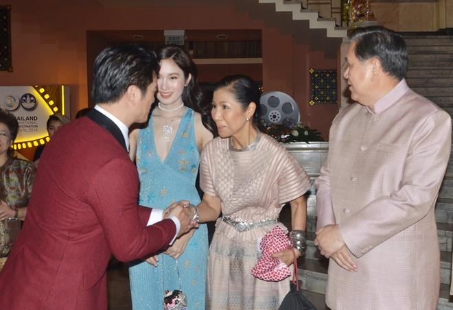 Dustin Nguyen - Bebe Pham du Festival phim tai Thai Lan hinh anh 3