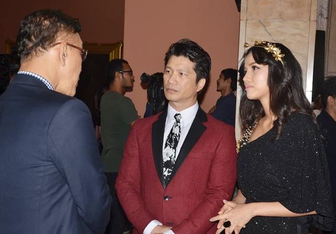 Dustin Nguyen - Bebe Pham du Festival phim tai Thai Lan hinh anh 4