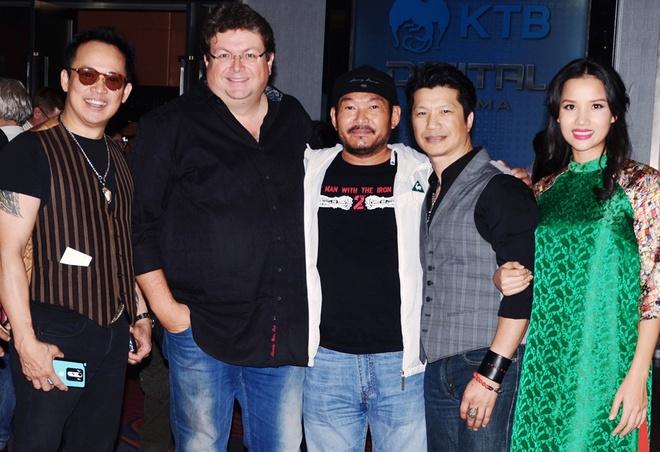Dustin Nguyen - Bebe Pham du Festival phim tai Thai Lan hinh anh 7
