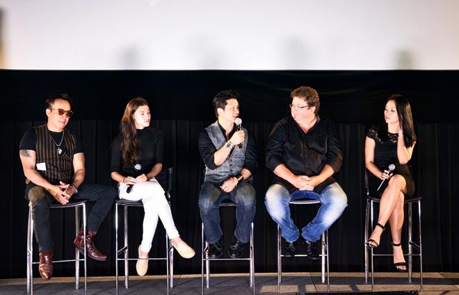 Dustin Nguyen - Bebe Pham du Festival phim tai Thai Lan hinh anh 8