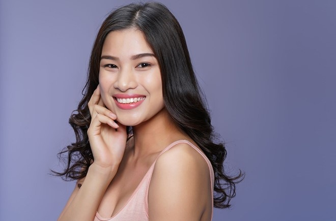 Nguyen Thi Thanh noi ve tin don nghi The Face thi Hoa hau hinh anh 1
