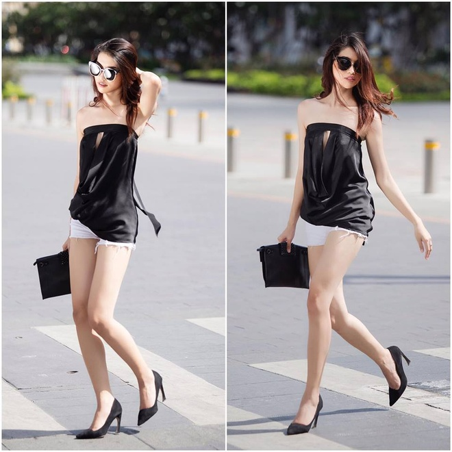 Sao Viet dien street style sanh mot xuong pho tuan qua hinh anh 12