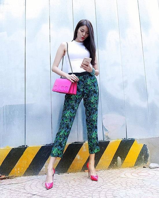 Sao Viet dien street style sanh mot xuong pho tuan qua hinh anh 3