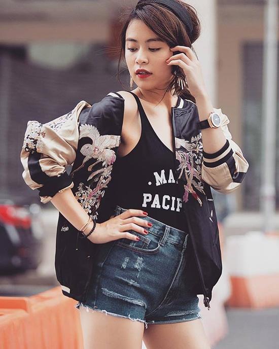 Sao Viet dien street style sanh mot xuong pho tuan qua hinh anh 6