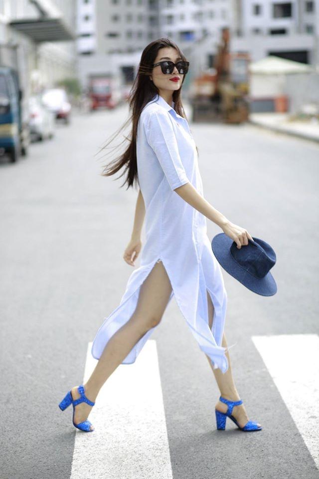 Sao Viet dien street style sanh mot xuong pho tuan qua hinh anh 7