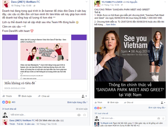 Dara (2NE1) sang Viet Nam vao dau thang 8 hinh anh 1