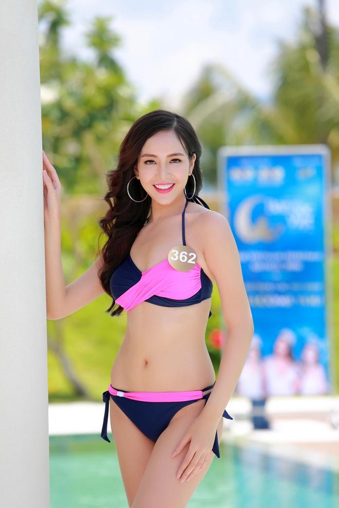Nguoi dep HH Ban sac Viet dien bikini goi cam hinh anh 15