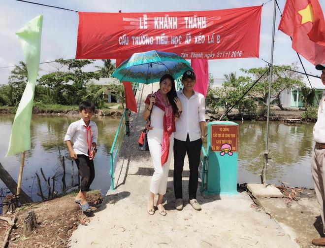 Dang Thu Thao bat binh khi Thuy Tien bi 'nem da' hinh anh 1