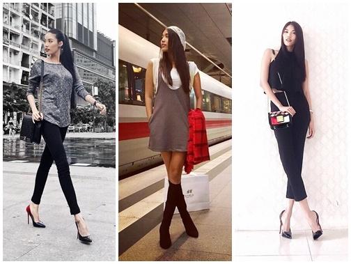 Cap nhap xu huong street style tu Lan Khue hinh anh 11