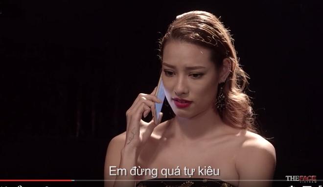 Lan Khue khoc khi Mai Ngo chinh chien mot minh hinh anh 13