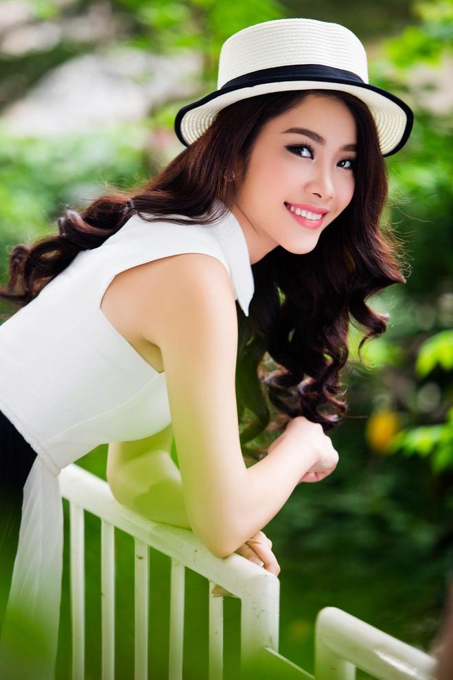 Nam Em dai dien Viet Nam thi Hoa hau Trai dat 2016 hinh anh 2