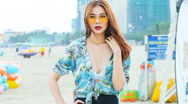 Thanh Hang: 'Toi tu choi loi moi lam giam khao The Face' hinh anh