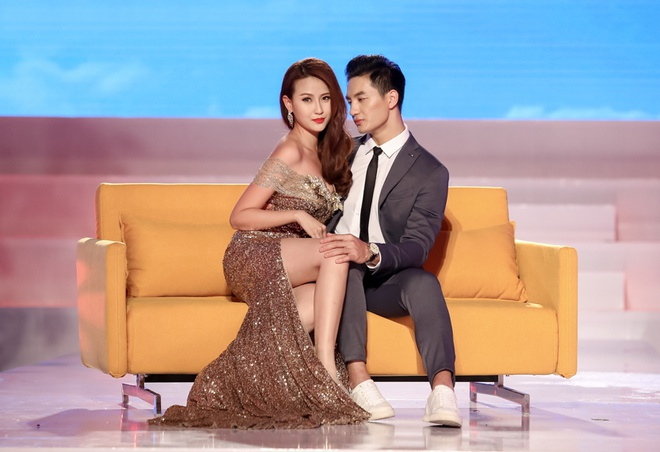 Ho Ngoc Ha huong dan hoc tro The Face quyen ru dan ong hinh anh 8