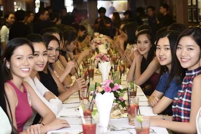 18 thi sinh Hoa hau phia Bac tap trung o TP HCM hinh anh 5