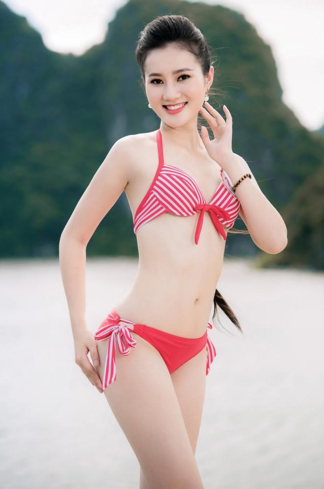 33 thi sinh HHVN khoe duong cong voi bikini anh 9