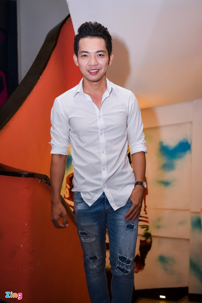 Ung Hoang Phuc ra mat con trai trong tiec sinh nhat 35 tuoi anh 8