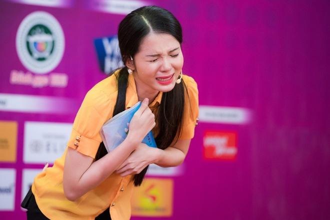 Dang Thu Thao bat khoc truoc phan thi tai nang cua dan em hinh anh 5