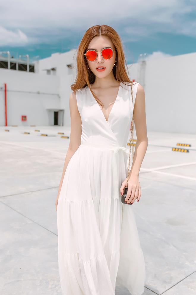 Giai dong Sieu mau 2015 dien sac trang xuong pho hinh anh 3