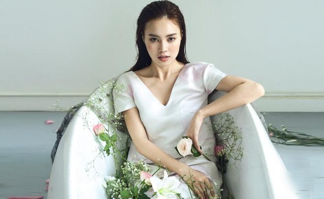 Ninh Duong Lan Ngoc dien vay Phuong My anh 7