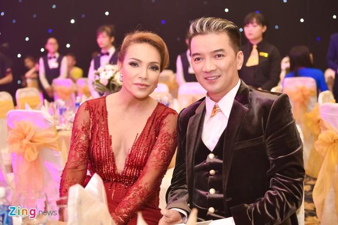 Dang Thu Thao rang ro trong tiec truoc chung ket HHVN hinh anh 3