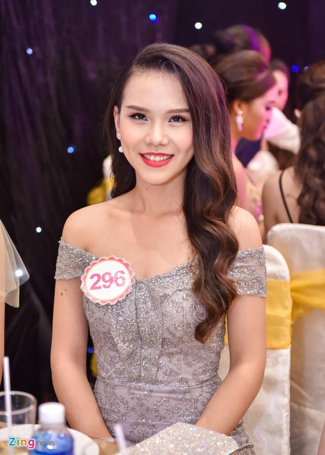 Dang Thu Thao rang ro trong tiec truoc chung ket HHVN hinh anh 8