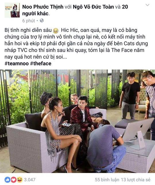 Nghi van giam khao The Face dien voi may tinh chua cam dien hinh anh 2