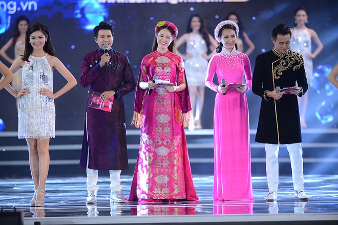 Do My Linh dang quang Hoa hau Viet Nam 2016 hinh anh 13