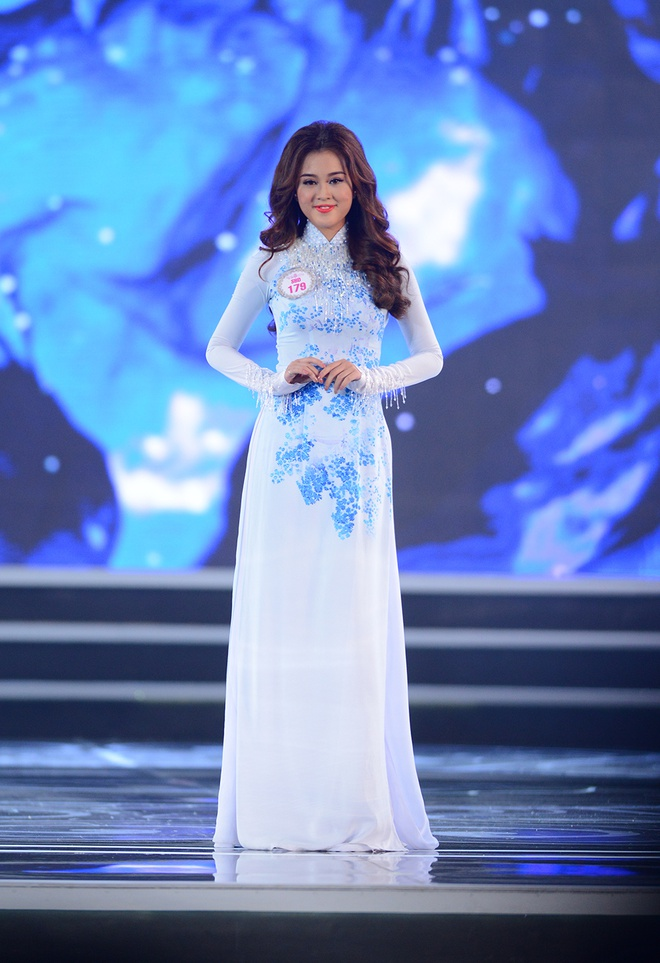 Do My Linh dang quang Hoa hau Viet Nam 2016 hinh anh 18