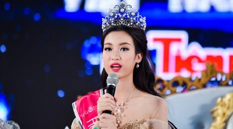 My Linh: Sau vu Ky Duyen, se no luc voi trach nhiem hoa hau hinh anh