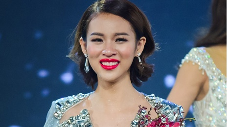 Phi Phuong Anh tro thanh quan quan The Face 2016 hinh anh