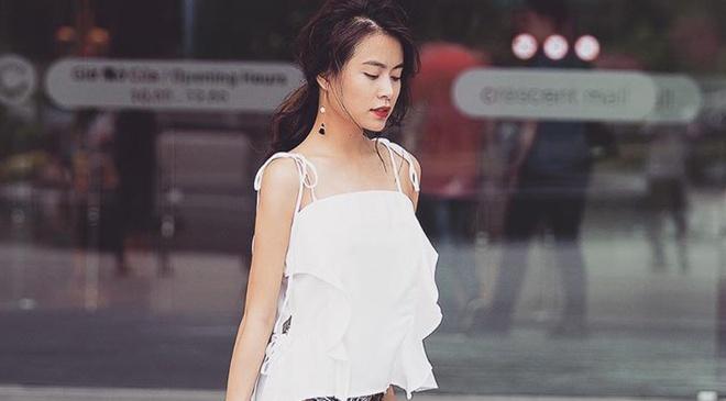 Thanh Hang, Hoang Thuy Linh mac dep nhat tuan hinh anh