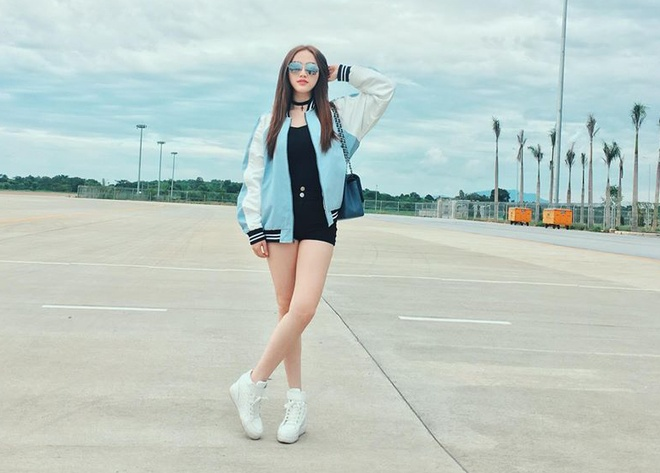 Thanh Hang, Hoang Thuy Linh mac dep nhat tuan hinh anh 7