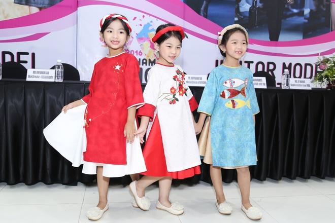 Xuan Lan trinh lang dan mau dien Tuan le Thoi trang nhi hinh anh 4