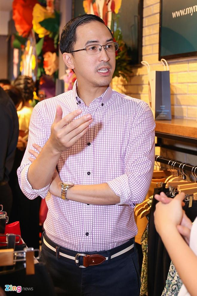 Thanh Hang, Lan Khue dien crop-top khoe eo o su kien hinh anh 7