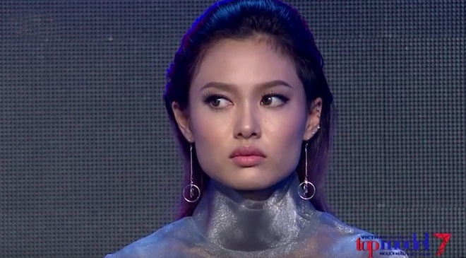 Fung La bi thi sinh Next Top ke xau tren truyen hinh hinh anh
