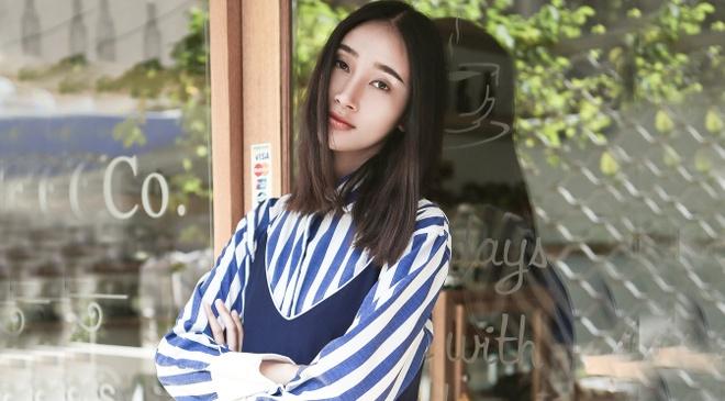 Trang Khieu goi y trang phuc dao pho mua thu hinh anh