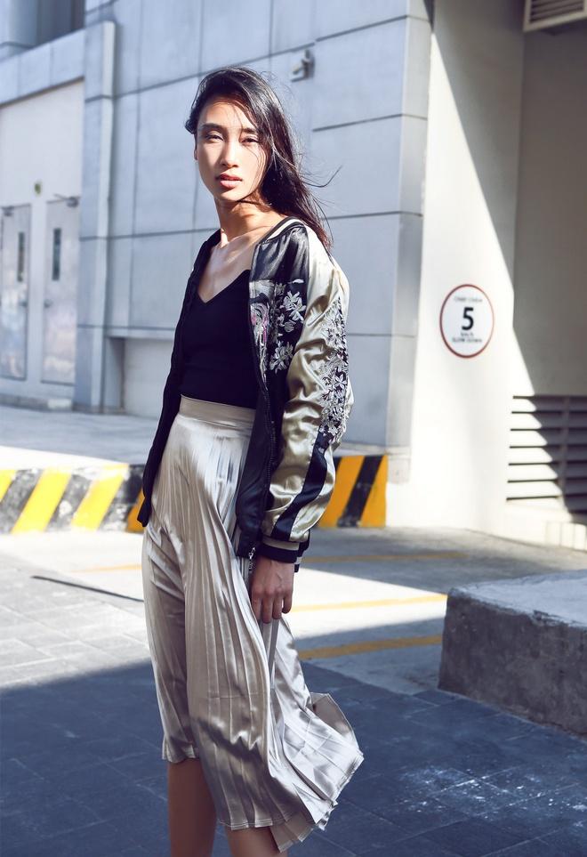 Trang Khieu goi y trang phuc dao pho mua thu hinh anh 7
