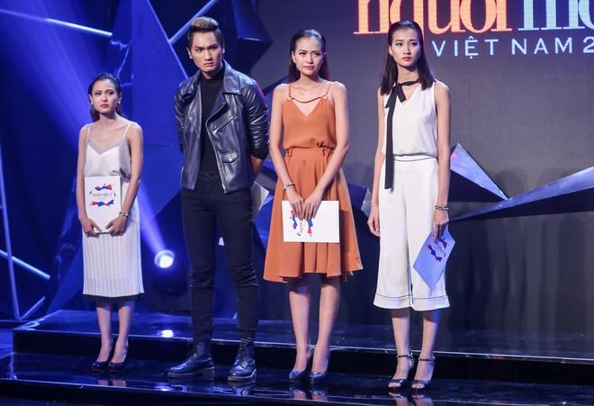 Hot girl cao 1,55 m vao chung ket Next Top Model hinh anh 2