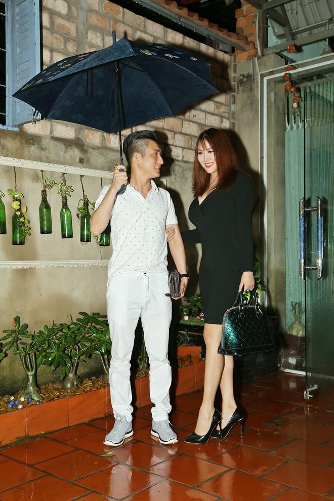 Trinh Kim Chi doi mu di tiec thoi noi anh 3