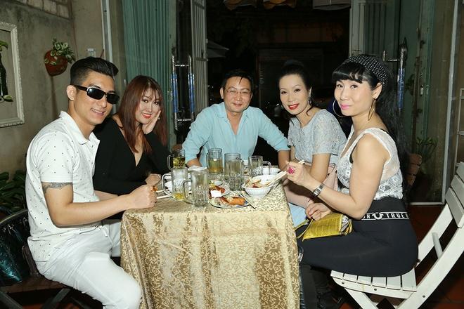Trinh Kim Chi doi mu di tiec thoi noi anh 6