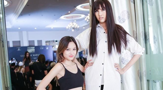 'Nam lun' Next Top Model lot thom ben dan chi cao 1,9 m hinh anh