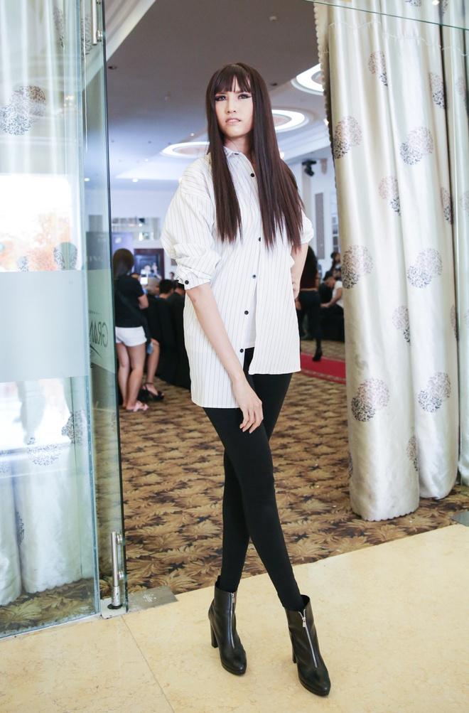 'Nam lun' Next Top Model lot thom ben dan chi cao 1,9 m hinh anh 1