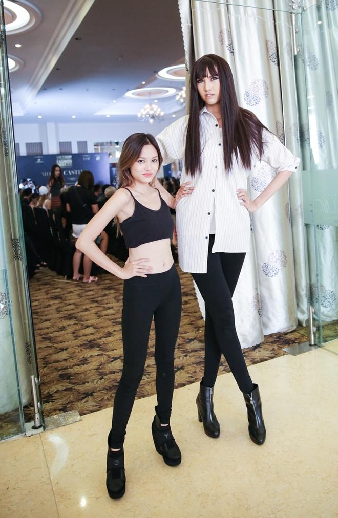'Nam lun' Next Top Model lot thom ben dan chi cao 1,9 m hinh anh 2