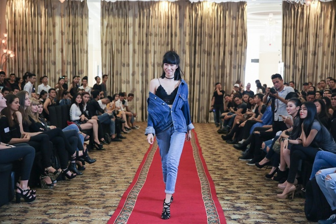 'Nam lun' Next Top Model lot thom ben dan chi cao 1,9 m hinh anh 4